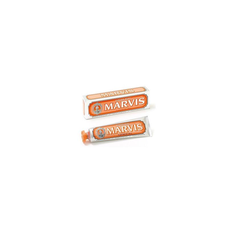 Marvis - Marvis Ginger Mint Dentifricio alla menta 75ml - 907061117