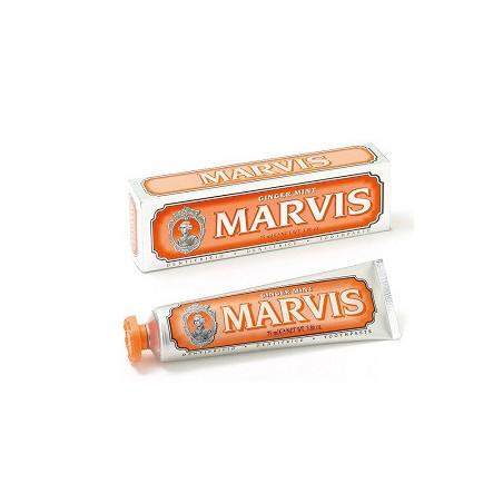 Marvis Ginger Mint Dentifricio alla menta 75ml