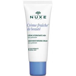 Nuxe - Laboratoire Nuxe Creme Fraiche De Beaute Crema Idratante 48H Pelli Normali 30 ml - 972763724