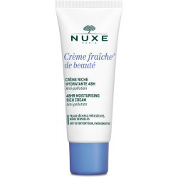 Nuxe - Nuxe Crème Fraiche de Beauté Crema giorno idratante 48h per pelli secche 30ml - 972763751