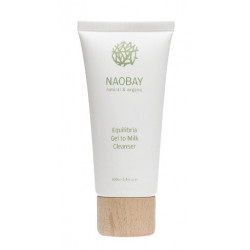 Naobay - NAOBAY EQUILIBRIA GEL TO MILK CLEANSER 100ML - 971642350
