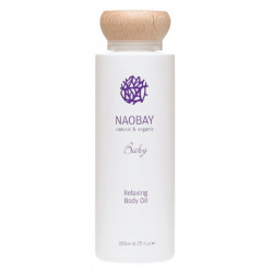 Naobay - NAOBAY RELAXING BODY OIL 200ML - 971642576