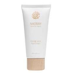 Naobay - NAOBAY ORANGE JUICE FOOT CR100ML - 971642436