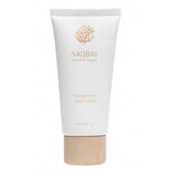 Naobay - NAOBAY ORANGE JUICE HAND CREME 100ML - 971642424