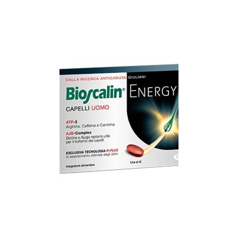 Bioscalin - Bioscalin Energy 30 Compresse - 934956071