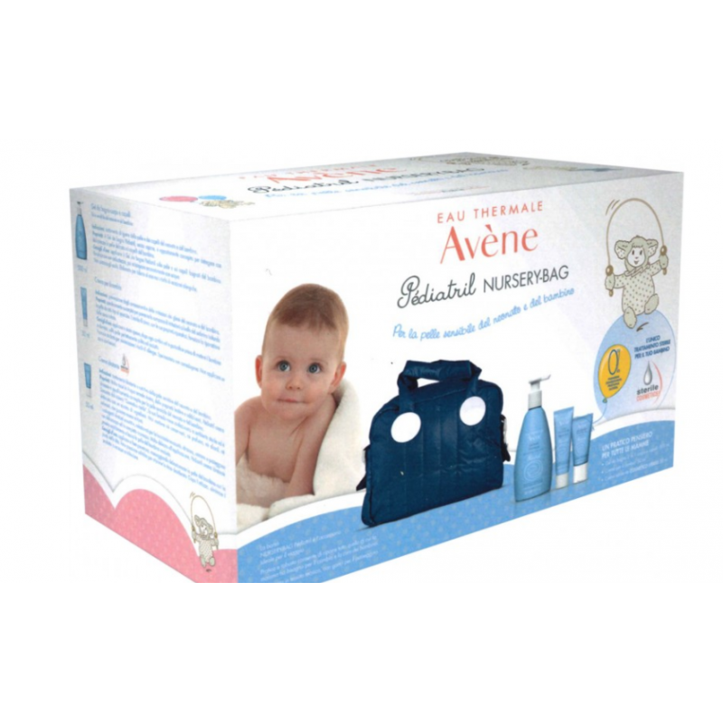 Avene Cofanetto Pediatril Nursery Bag
