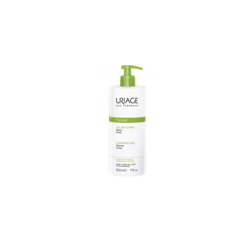 Uriage Hyséac Gel detergente purificante 500ml