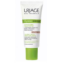 Uriage - Uriage Hyséac 3-Regul Trattamento globale colorato SPF30 40ml - 972782965