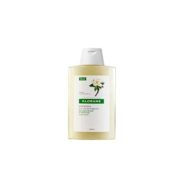 Klorane - Klorane Shampoo Cera Magnolia 200 Ml - brillantezza - 930632284
