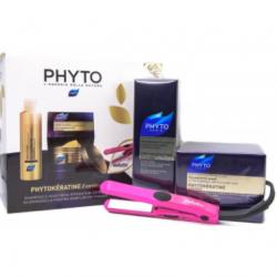 Phyto - Phytokeratine Extreme Cofanetto 2018 Con Piastra Omaggio - 972789681