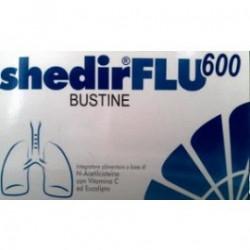 Shedir Pharma  - ShedirFlu 600 20 Bustine - 930478793