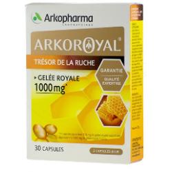 - Arkoroyal Pappa Reale 1000mg 30 Capsule - 971050442