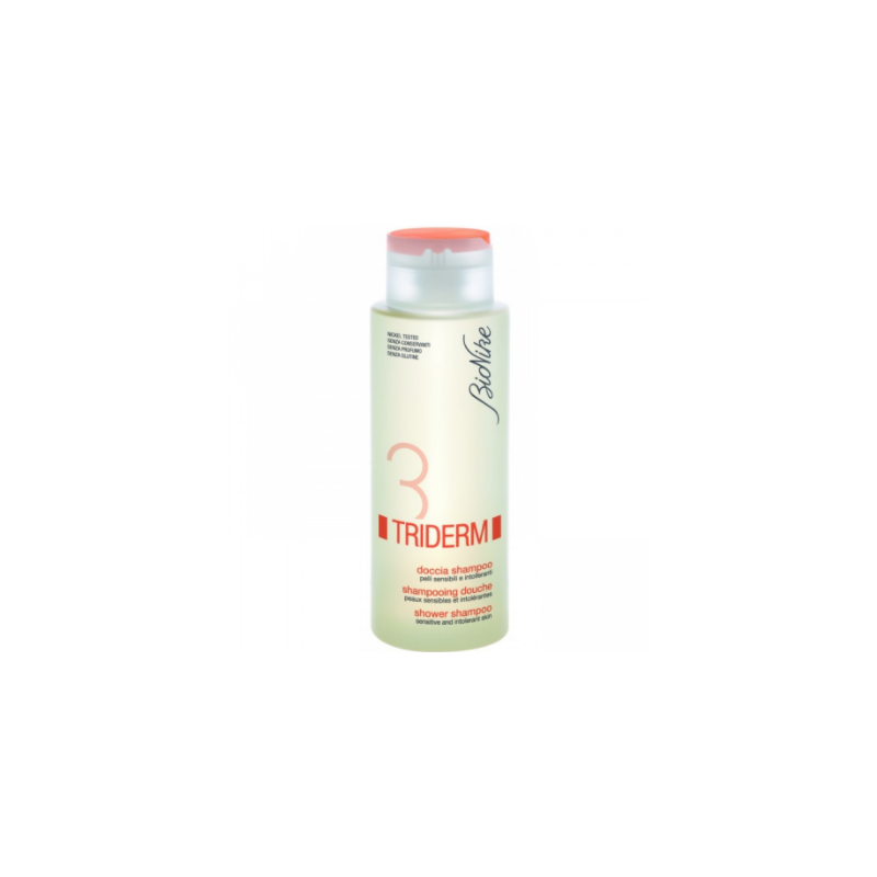 Triderm Doccia Shampoo 400 Ml