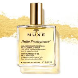 Nuxe - NUXE HUILE PRODIGIEUSE 100ML olio corpo capelli - 973605708