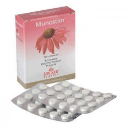 Loacker Remedia Sr - Munostim difese immunitarie Echinacea e Propoli 100 compresse - 800481917