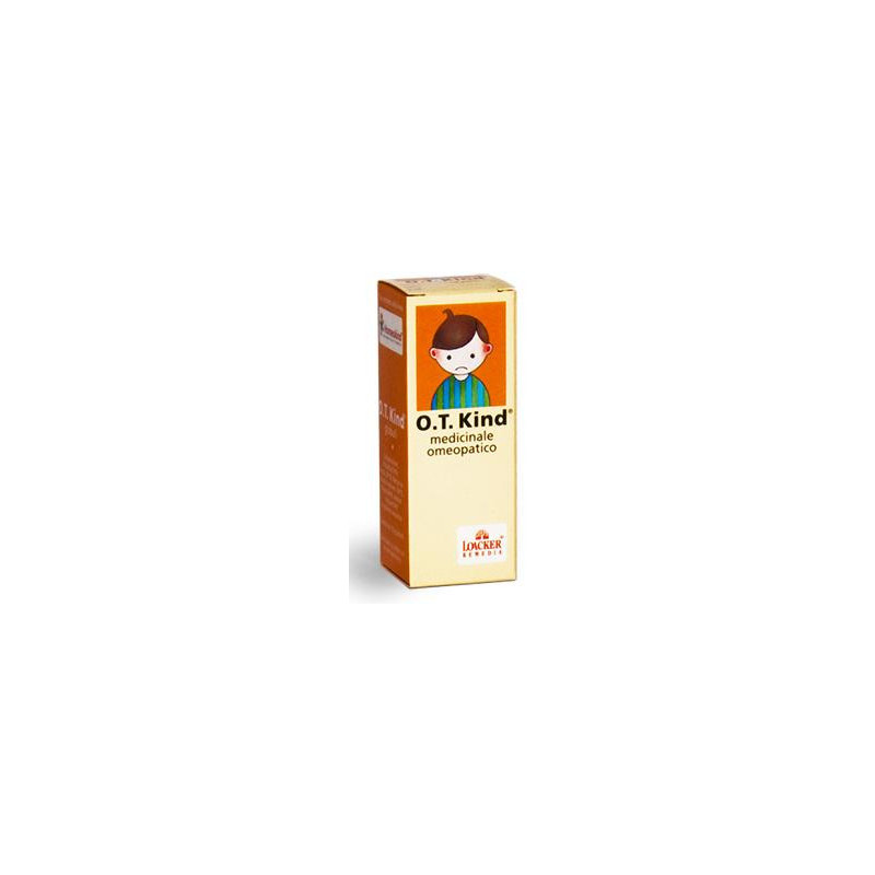 Loacker Remedia Sr - O.T.Kind® Globuli 10 g. - 800256568