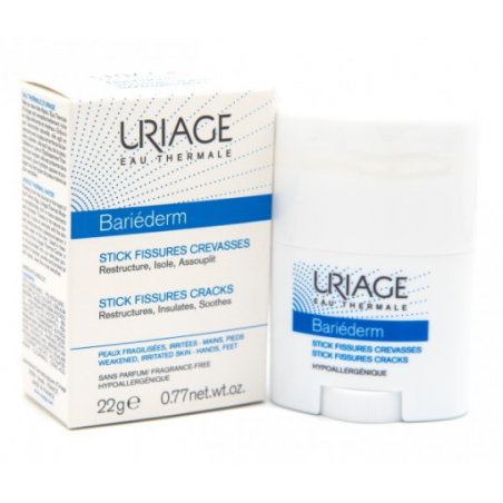URIAGE BARIEDERM STICK FISSURAZIONI E SCREPOLATURE 22G