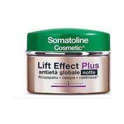 Somatoline Cosmetic - SOMATOLINE COSMETICS VISO PLUS NOTTE 50ML - 972730422