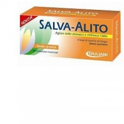Giuliani - Salva Alito Giuliani Arancia 30 Compresse - 905822033