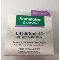 Somatoline Cosmetic - SOMATOLINE COSMETIC VISO 4D FILLER GEL 50ML - 973500681