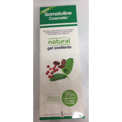 Somatoline Cosmetic - SOMATOLINE COSMETIC SNELLENTE NATURAL GEL 250ML - 973500731