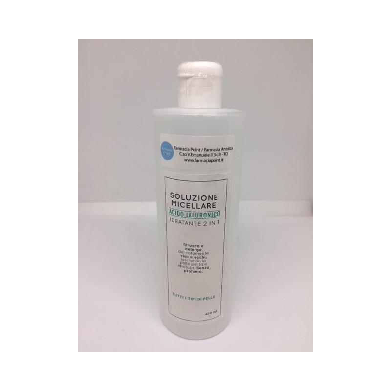 Farmaciapoint - Soluzione Micellare Idratante 2 in 1 400ml by Farmaciapoint - 940942004