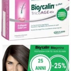 Bioscalin - Bioscalin Tricoage Compresse Anniversario 30 Compresse - 970406839