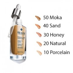 Rilastil - Rilastil Maquillage Fondotinta in siero idratante prottetivo Nuance 30 - 941486300
