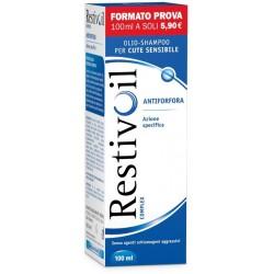 Restivoil - Restivoil Complex Antiforfora Da Normali A Grassi 100ml - 972454654