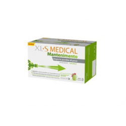XL-S - XL-S MEDICAL NATURAL CONTROL INTEGRATORE PERDITA DI PESO 180 COMPRESSE - 973352659