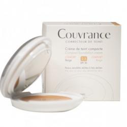 Avene - AVÈNE COUVRANCE CREMA COMPATTA COLORATA BEIGE 10 G - 940885662
