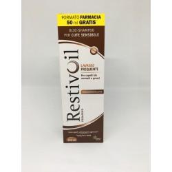 Restivoil - Restivoil Olioshampoo Fisiologico Lavaggi Frequenti 250 Ml - 905954982