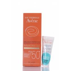 Avene - Avene solare anti età 50+ 50 ml + omaggio hydrance leggera 15 ml - 941546956