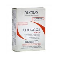 Ducray - Ducray Anacaps Progressiv Trio Integratore Anticaduta Cronica Capelli - 972602611