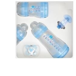 Mam - MAM WELCOME TO WORLD FIRST BOTTLE BIBERON + START NANO SUCCHIETTO + MAM CLIP - 920002351
