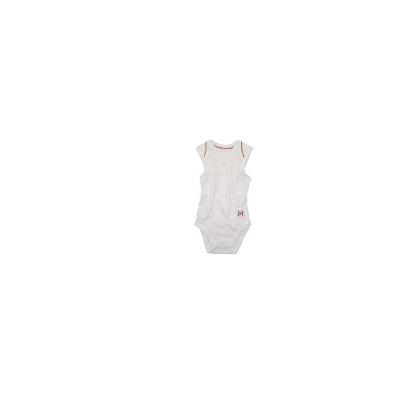 Amorealcubo Body Senza Maniche 6/9m 2 Pz