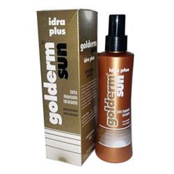 Golderm by shedirpharma - Golderm Sun Idra Plus latte doposole idratante Spray 200ml - 934231794