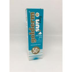 Golderm by shedirpharma - GOLDERM SUN BABY LATTE SOLARE SFP50+ 100 ML - 934231717