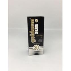 Golderm by shedirpharma - GOLDERM SUN CREMA SOLARE VISO SPF 30+ 50ML - 934231820