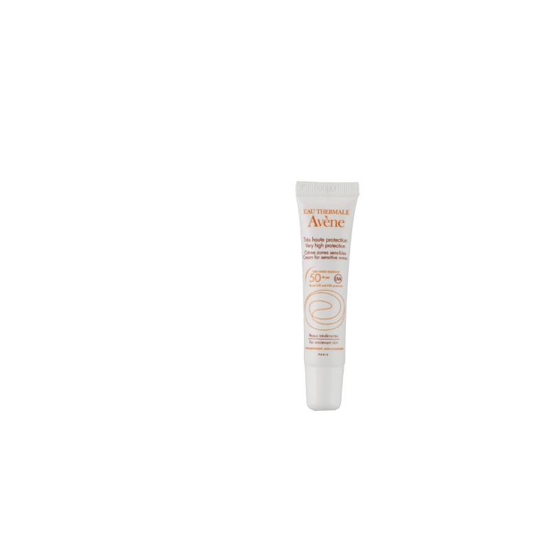 Avene - Avene Crema zone sensibili protezione SPF50+ 15ml - 938007527