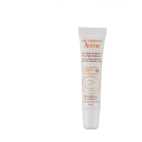 Avene Crema zone sensibili protezione SPF50+ 15ml