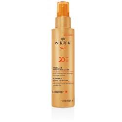 Nuxe - NUXE SUN SPRAY LACTÉ MOYENNE PROTECTION SPF 20 Viso e corpo - 924876840