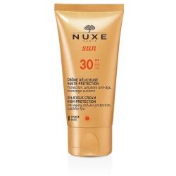 Nuxe - NUXE CRÈME DÉLICIEUSE HAUTE PROTECTION SPF 30 Viso - 924876853