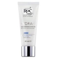 Roc - ROC HYDRA+ Crema Idratante Comfort 24h SPF15 40ml - 927047516