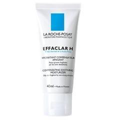 La Roche Posay - LA ROCHE POSAY EFFACLAR H trattamento idratante compensatore lenitivo 40 ml - 912274255