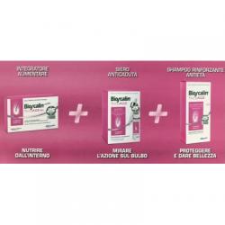 Bioscalin - Bioscalin Tricoage Compresse + Siero + Shampoo - 970977082
