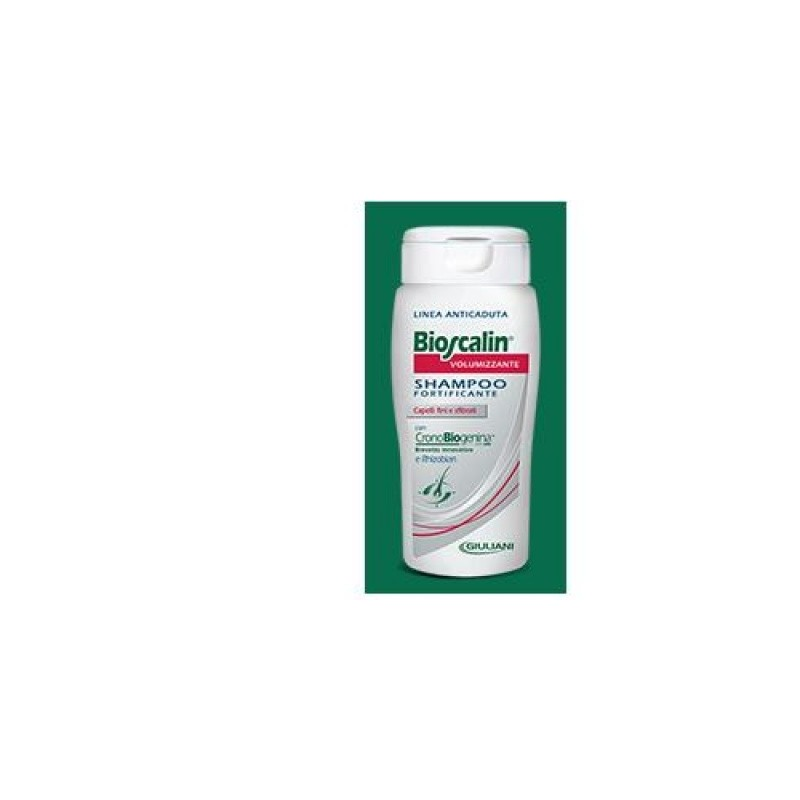 Bioscalin - Bioscalin Sincrobiogenina Shampoo Volumizzante - 931770539