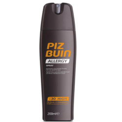 Piz Buin - PIZ BUIN - Allergy Sun Sensitive Skin - Protezione Solare Corpo Spf 30+ Spray 200 Ml - 974159042