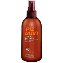 Piz Buin - PIZ BUIN - Tan And Protect Olio Solare SPF30 Protezione Solare Alta 150 Ml - 974159079