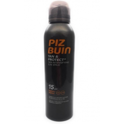 Piz Buin - PIZ BUIN - Tan And Protect Spray Solare SPF15 Protezione Solare Media 150 Ml - 974159081